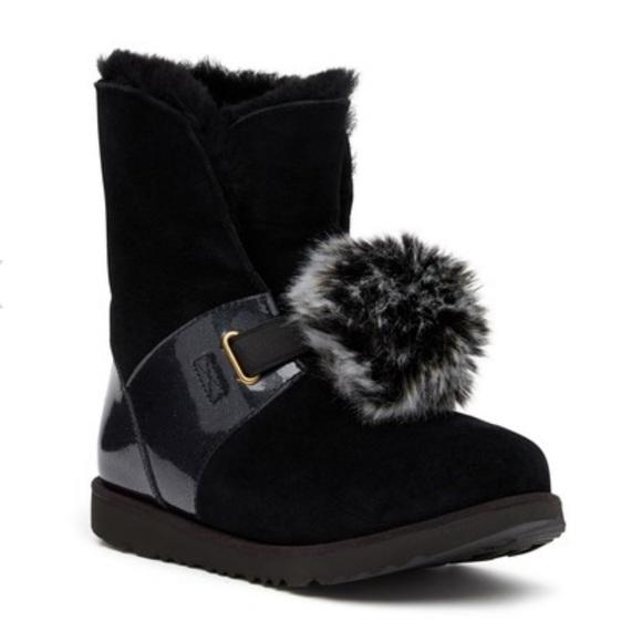 UGG Shoes | Ugg Isley Waterproof Pompom